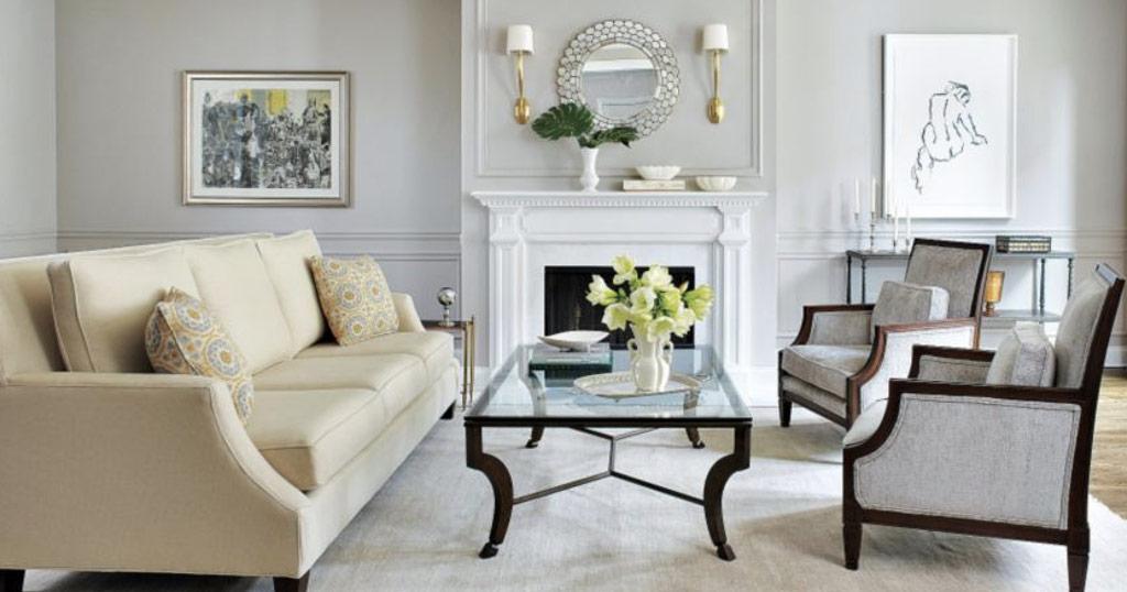 luxury bright room