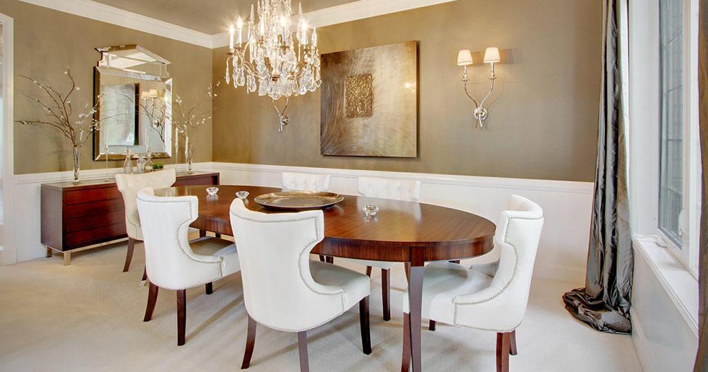 luxury warm room